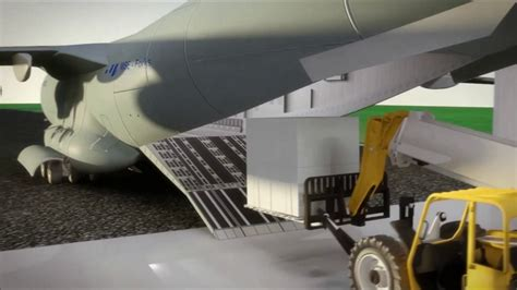 rollerized tine extenders uld air freight handling