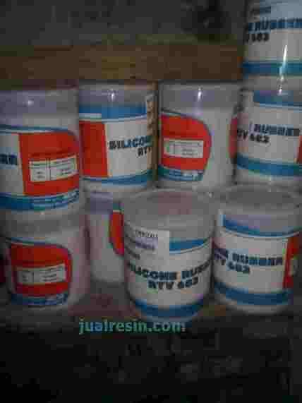 Jual Silicon Rubber Rtv 586 jual resin