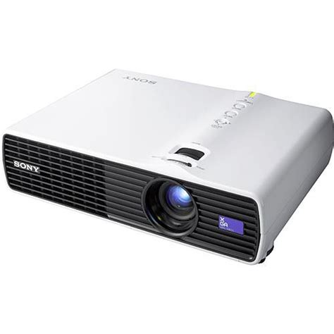 Projector Sony Dx131 sony vpl dx11 mobile projector vpl dx11 b h photo