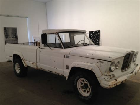 jeep gladiator 1963 1963 kaiser willys jeep gladiator pick up truck 4 wheel