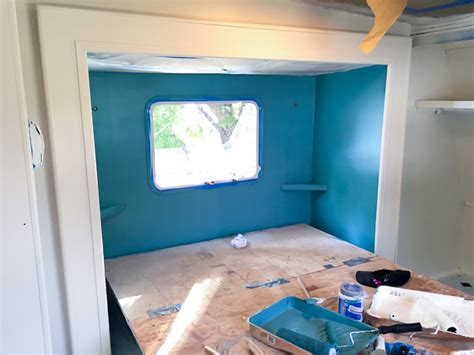 how to paint cer interior the noshery