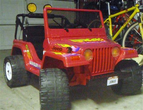 power wheels jeep wrangler wanted power wheels jeep wrangler oak bay