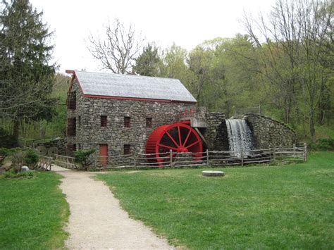 Mills To With The by File Wayside Grist Mill Jpg