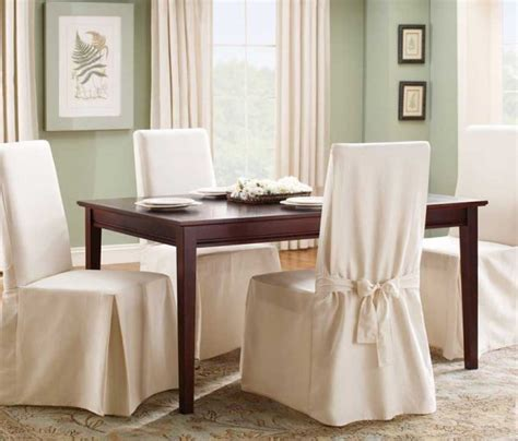 dining chair covers for your dining room instant knowledge 18 lovely chair cover designs to refresh the look of every