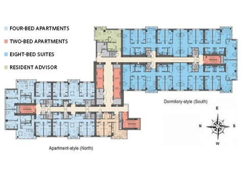 layout for university small room layout boston university dorm floor plans