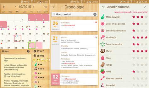 Calendario Menstrual De La Mujer Aplicaciones Para Controlar Tu Calendario Menstrual
