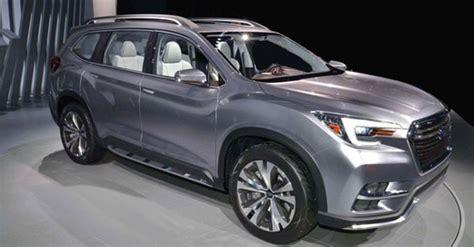2020 Subaru Outback Wagon by 2020 Subaru Outback Review Price Specs Redesign