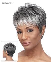 salt and pepper pixie cut human hair wigs short grey hair grey hair and grey on pinterest