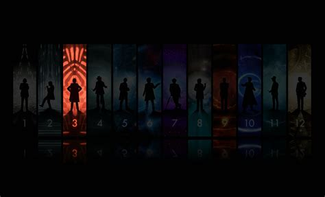 Buy Clock by Here S How You Enjoy An Awesome Doctor Who Wallpaper