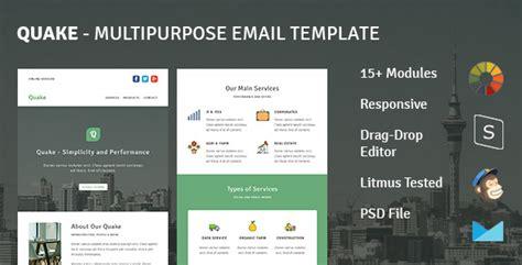 50 best multipurpose responsive email templates 2016