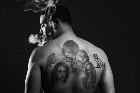 a comprehensive ranking of drake s 25 tattoos the ringer