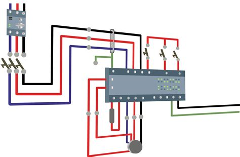 electrical wiring diagram in autocad autocad electrical