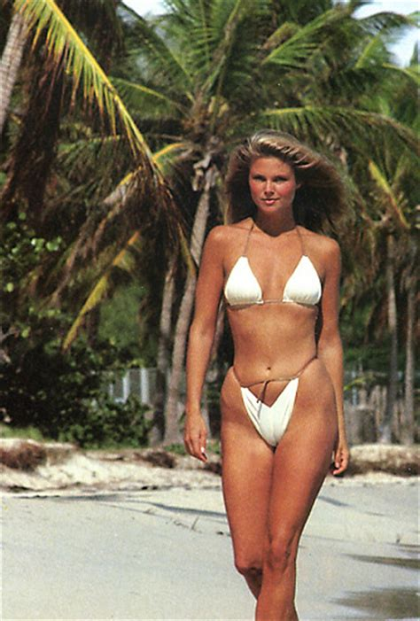 christie brinkley images sports illustrated 1980