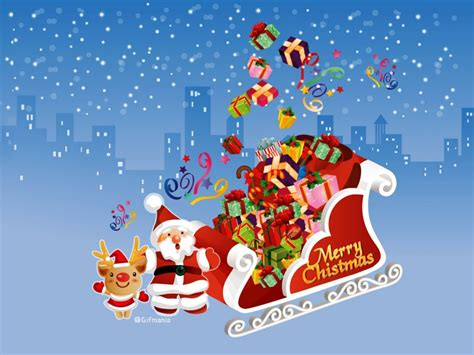 imagenes animadas de navidad para escritorio gratis fondos navidad descargar fondos de pantalla