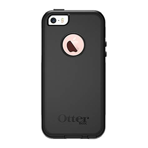 Otterbox Commuter Iphone 5 5s otterbox commuter series for iphone 5 5s se frustration free packaging black cell