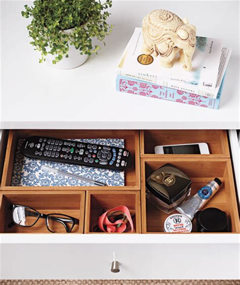 nightstand organizer a nightstand divided 9 decluttering secrets from