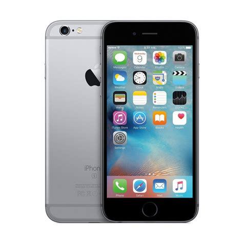 refurbished apple iphone 6s 32gb grey ee a mac4sale