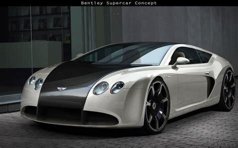 super concepts bentley concept cars