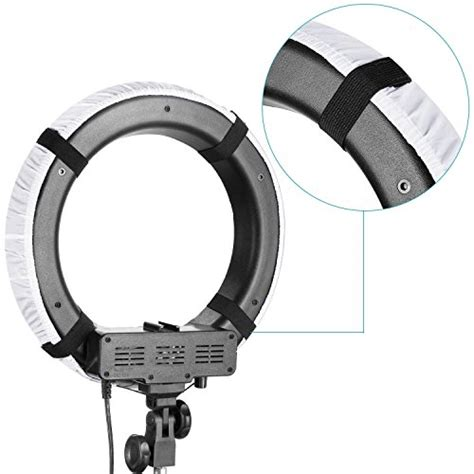 neewer led ring light neewer 18 quot led ring light dimmable for photo