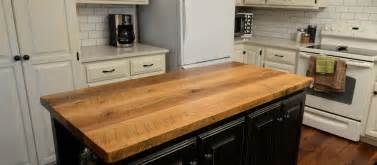 countertops table tops and bar tops wood kitchen