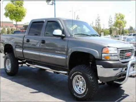 manual repair autos 2002 gmc sierra 2500 spare parts catalogs 2002 gmc sierra 2500 pickup problems online manuals and repair information