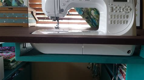 white the sewing table diy projects