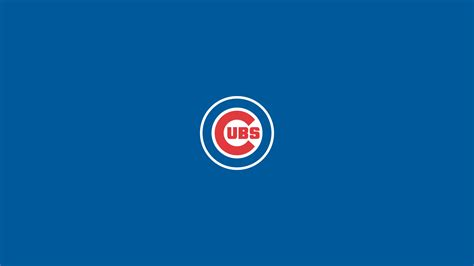 chicago cubs background mlb chicago cubs logo blue wallpaper 2018 in baseball