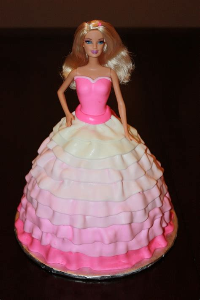 barbie fondant cake barbie cake pretty fondant dress barbie doll fondant