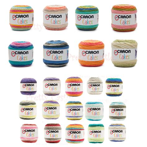 cake colors new color 29 colors caron cakes gradient medium worsted