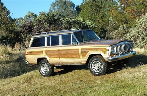 1989 jeep wagoneer for sale 1989 jeep grand wagoneer woody v8 auto for sale in el