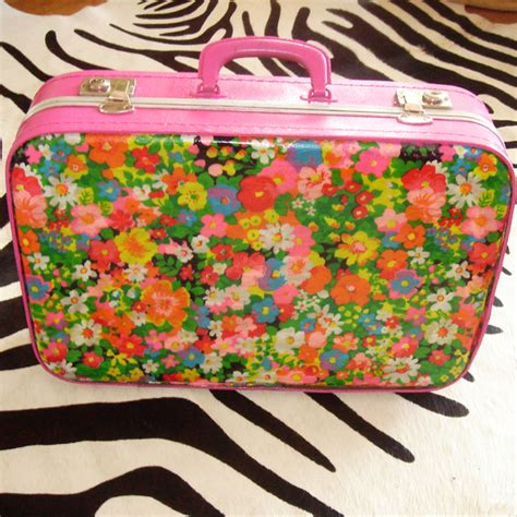 How To Decoupage A Suitcase - ask craft suitcase decoupage make