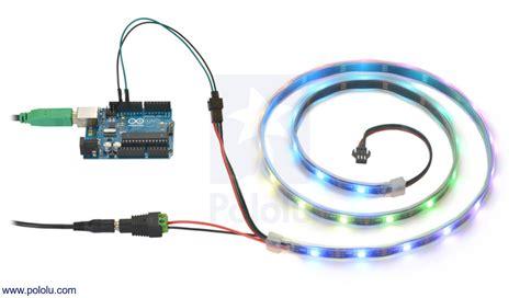 github pololu pololu led arduino arduino library