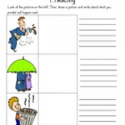 predicting worksheet have fun teaching