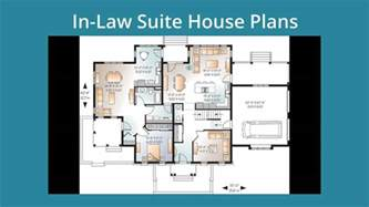 Home Floor Plans With Mother In Law Quarters by Small House Plans With Mother In Law Suite Home Plans With