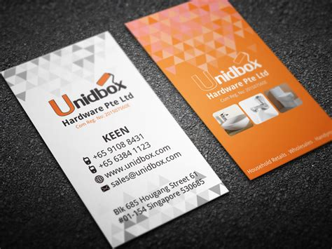 pattern name card business card label design unidbox passion in design