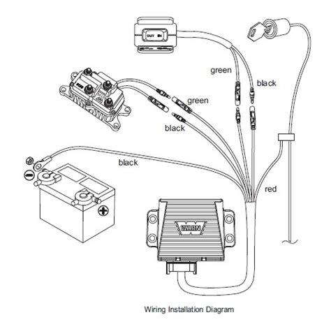 warn winch wiring diagram 8000 lb car warn m8000 winch