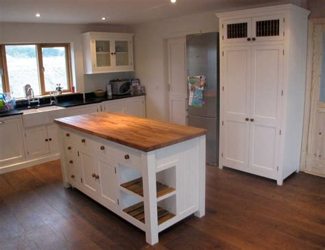 Kitchen Island Freestanding Freestanding Island For Kitchen 28 Images Kitchen Island From Eastburn Country Furniture