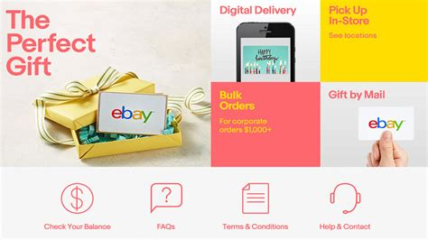 ebay gift card balance how to check your ebay gift card balance techboomers
