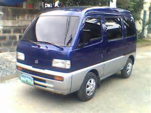 Suzuki Mini Vans Suzuki Minivan Automatic Transmission For Sale From Cebu
