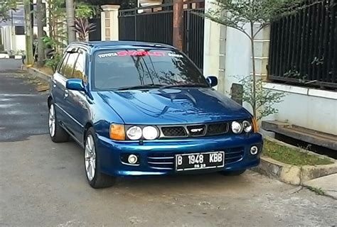 Blue Toyota Starlet Ep81 Potters Blue Starlet Owner Tso Forum Toyota