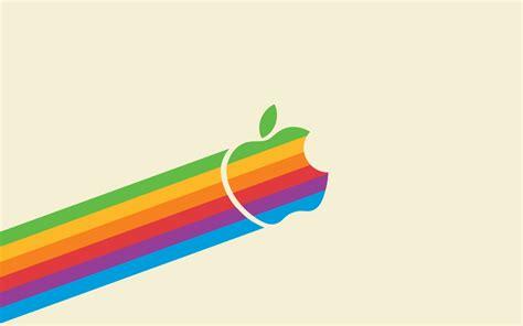 wallpaper apple vintage 1280x800 vintage apple logo desktop pc and mac wallpaper