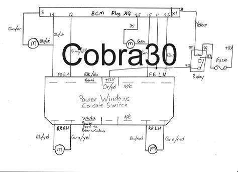 wiring diagram spal power window kits wiring get free