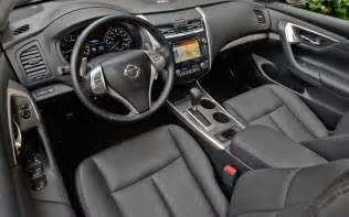Inside Of Nissan Altima 2013 Nissan Altima Drive Review Interior What S New