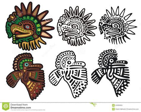 imagenes de dioses aztecas dioses mayas imagenes foto de archivo libre de regal 237 as