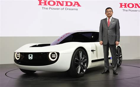 honda supercar concept honda brings electric sports car concept to motor
