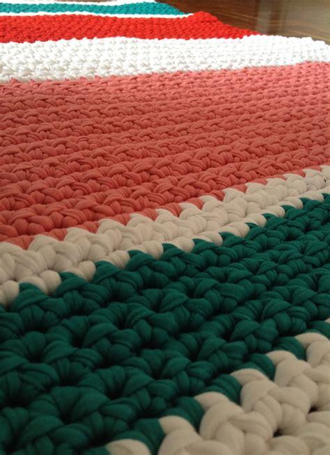 trapillo alfombra rectangular alfombra de trapillo rectangular hecha a mano lamila