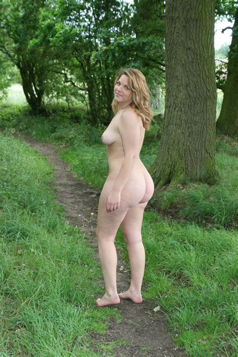 Nude Forest Nymph Booty Of The Day