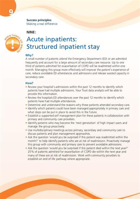 Inpatient Principle Diagnosis For Acute Detox success principle 9 acute inpatients structured