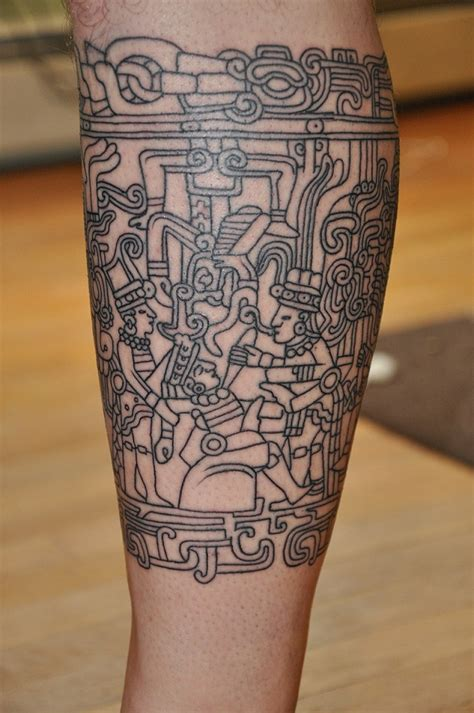 mayan tattoo designs and meanings mayan tattoos designs ideas and meaning tattoos for you