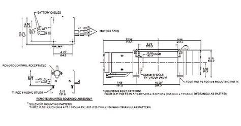 ramsey 111090 rep 9 5e electric winch quadratec